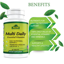 Multi Daily -Essential Vitamins - 60 tablets