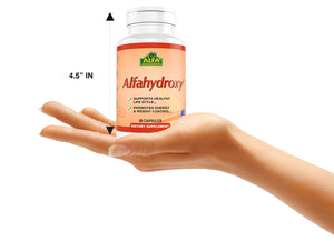 Alfahydroxy - Immune Support - 90 capsules