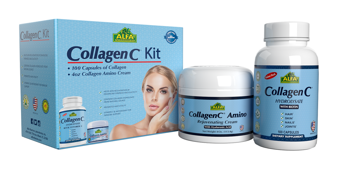 CollagenC Kit - 2Pieces