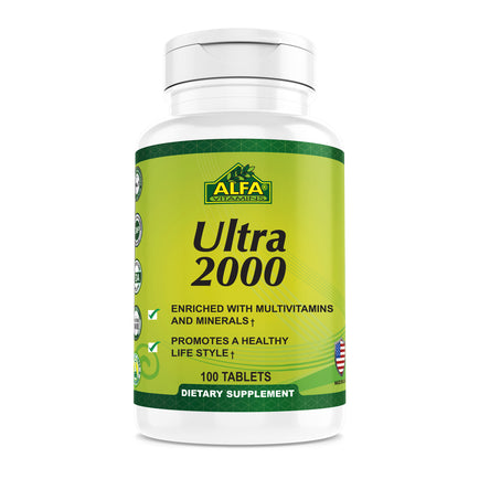 Ultra 2000 - 100 tablets