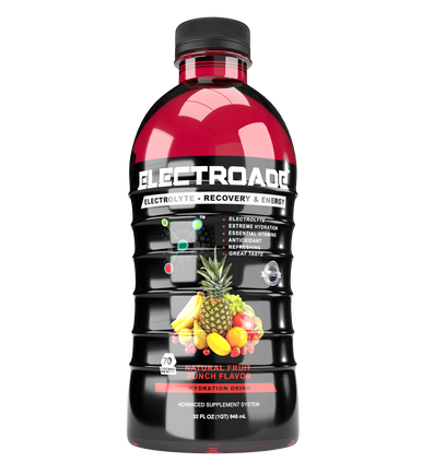 ELECTROADE Fruit Punch - 12 Pack 32oz