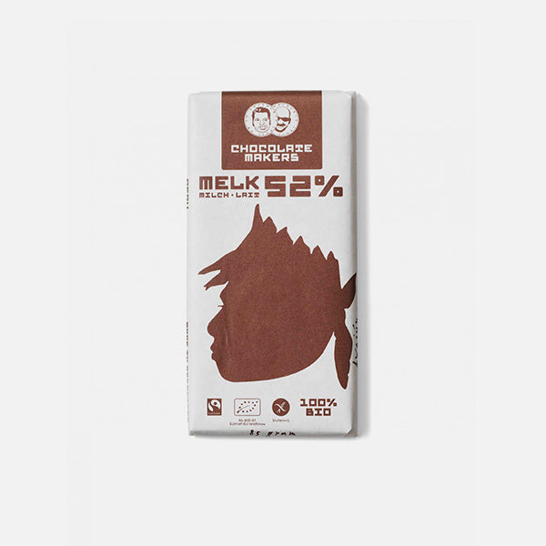Chocolate Makers - Melk 52%