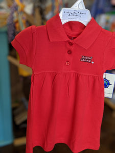 UL Polo Dress w/ Bloomers