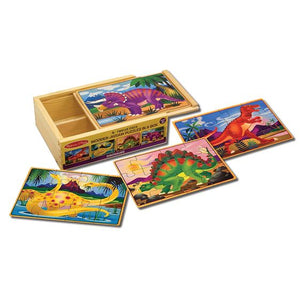 Puzzles in a Box-5 types