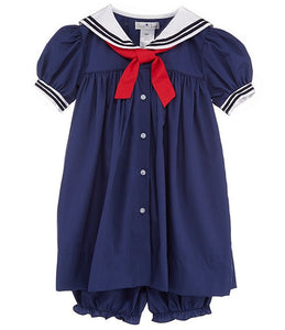 Petit Ami Sailor Dress