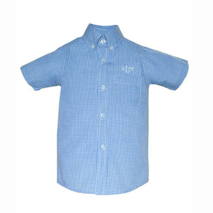 Royal Blue Brother Shirt