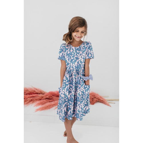Shimmer & Shine Pocket Twirl Dress