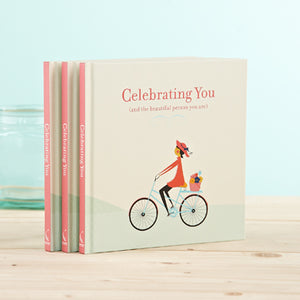 """Celebrating You"" Book"
