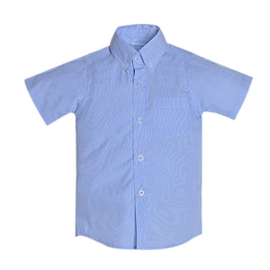 Blue Stripe Brother Shirt