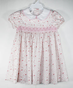 Isabella Pink Blossom Dress