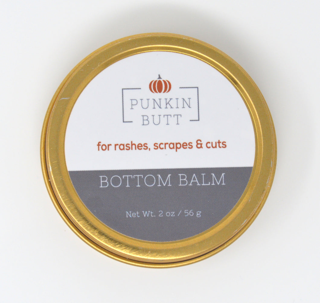 Punkin Butt Bottom Balm
