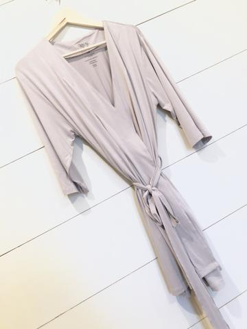 Women's Robe - Cool Sand Solid