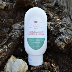Natural Hemp Soothing Lotion