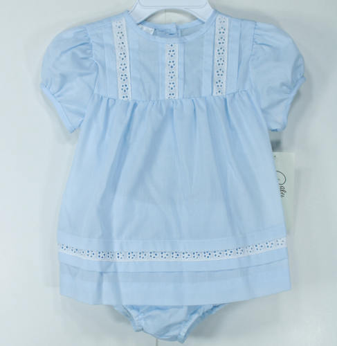 Evelyn Light Blue Dress