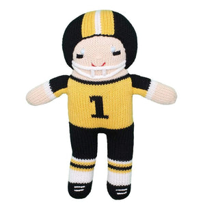Zubels Football Player- 4 styles and 2 Sizes