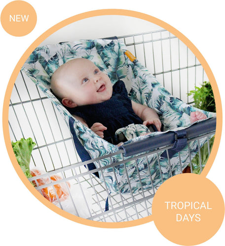 Binxy Baby- Shopping Cart Hammock