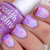 Polish Me Silly- Lilac Lover