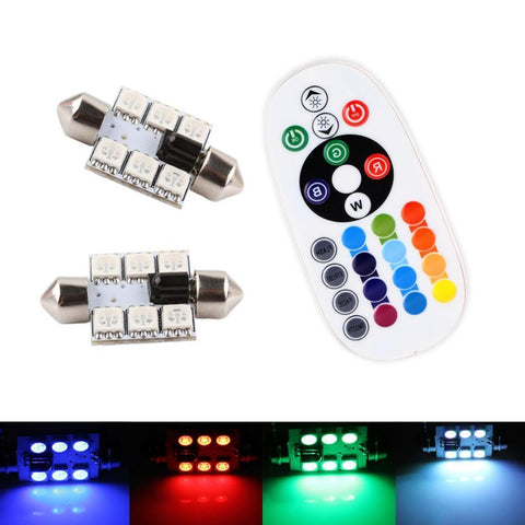 LED Interior light With Remote Control