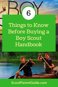 6 Things to Know Before Buying a Boy Scout Handbook