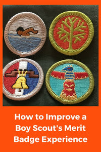 Merit Badge Counselors and Your Boy Scout's Experience