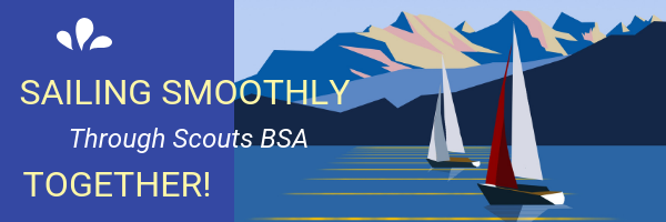 In The Same Boat: a blog for Scouts BSA parents