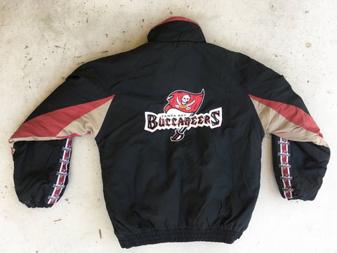 Old School Tampa Bay Buccaneers Football Jacket (Varied Size) adc4c1d98
