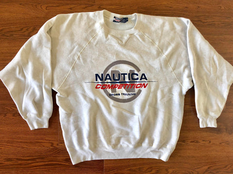 Nautica Cross Training Competition Crewneck (Varied Size) 97a289f4d