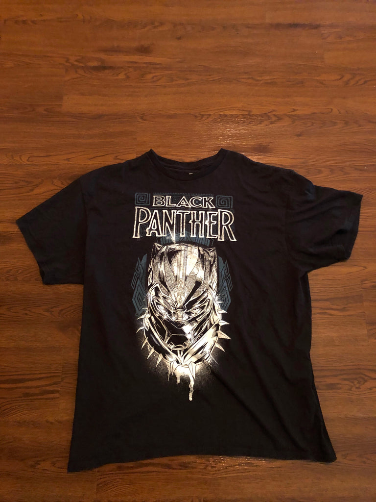 Official Marvel Comics MCU Black Panther Wakanda T-shirt – KYVintage 5d7c36f4a