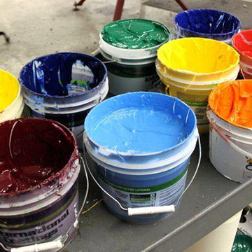 Paint colors in office