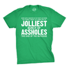 Jolliest Bunch Of Assholes Men's Tshirt