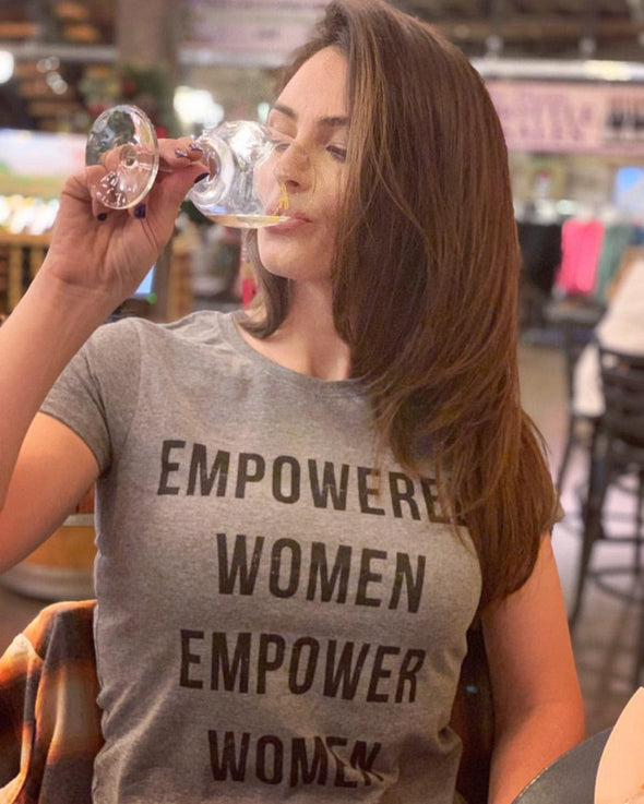 Empowered Women Empower Women Women's Tshirt