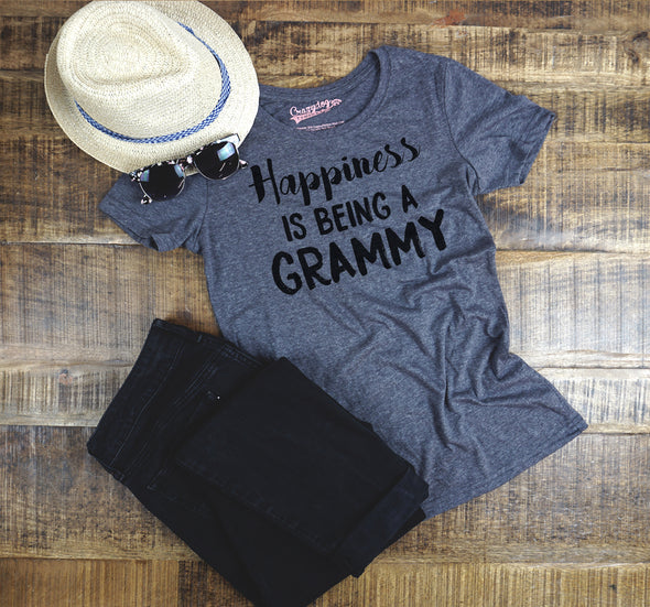 Happiness Is Being A Grammy Women's Tshirt