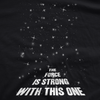 The Force Is Strong With This One Maternity Tshirt - maternity t-shirts - CrazyDog T-Shirts