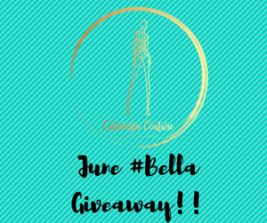 June #Bella Giveaway