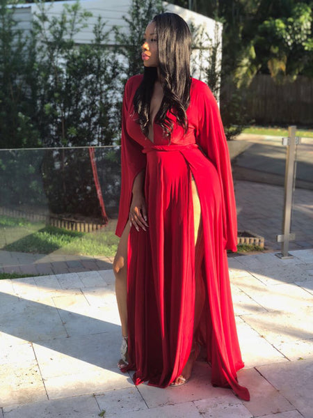 Goddess of Love Maxi Dress