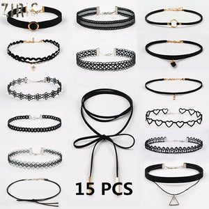15pc Choker Set