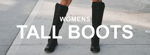 Womens Tall Boots