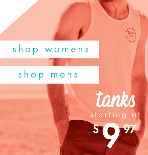 Tanks Sale