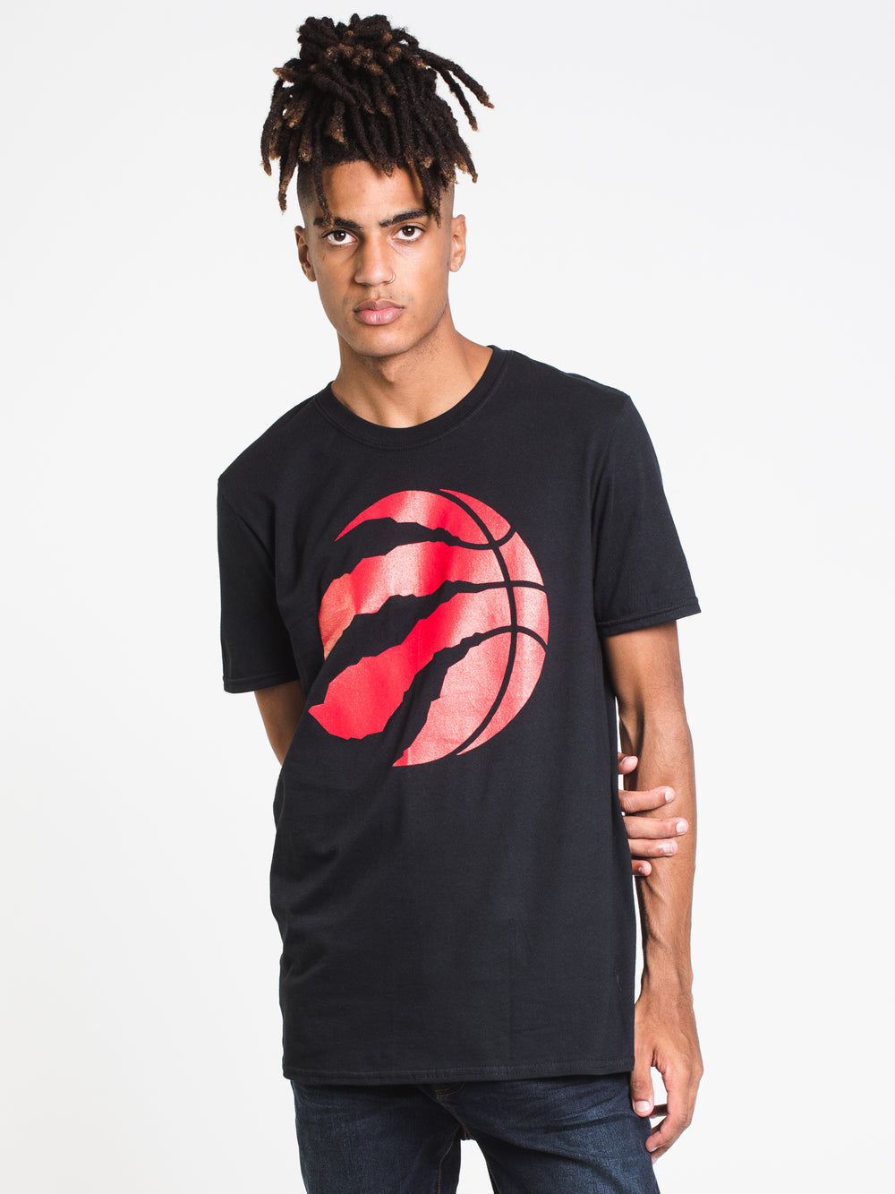 MENS FAN TEE - TORONTO RAPTORS