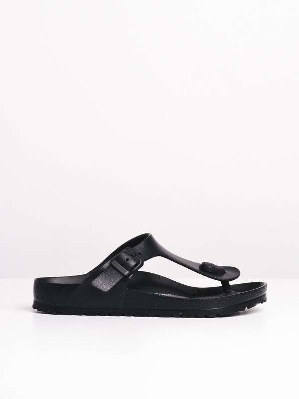 MENS GIZEH MENS BLACK SANDALS