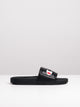 WOMENS IPO JOCK - TRIPLE BLACK SLIDES