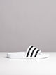 WOMENS ADILETTE W - WHITE/BLACK