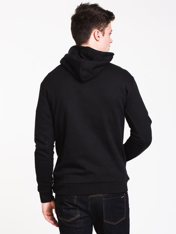 5a480c52f6 ADIDAS. MENS TREFOIL PULL OVER HOODIE ...