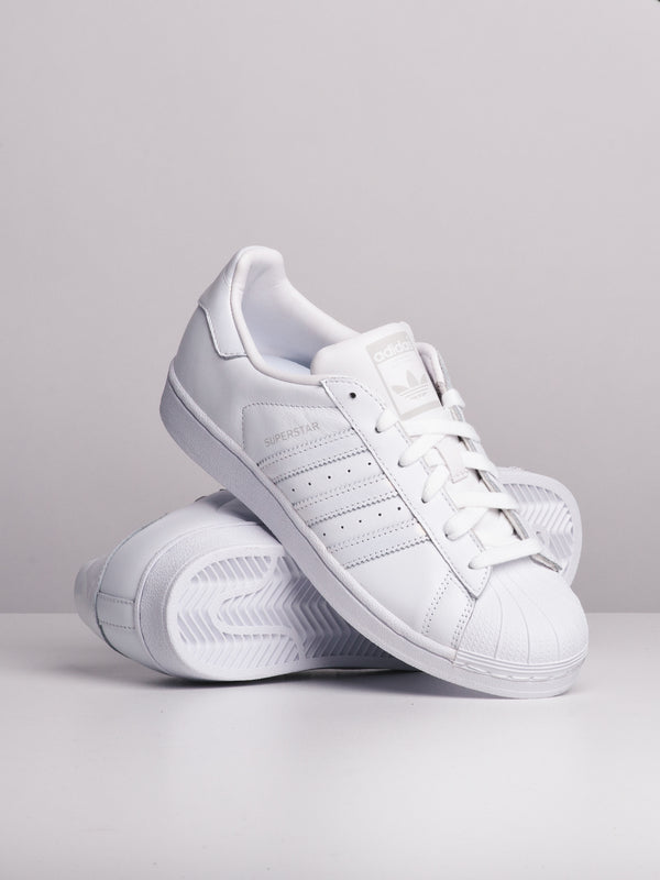 WOMENS SUPERSTAR W - WHITE/GREY