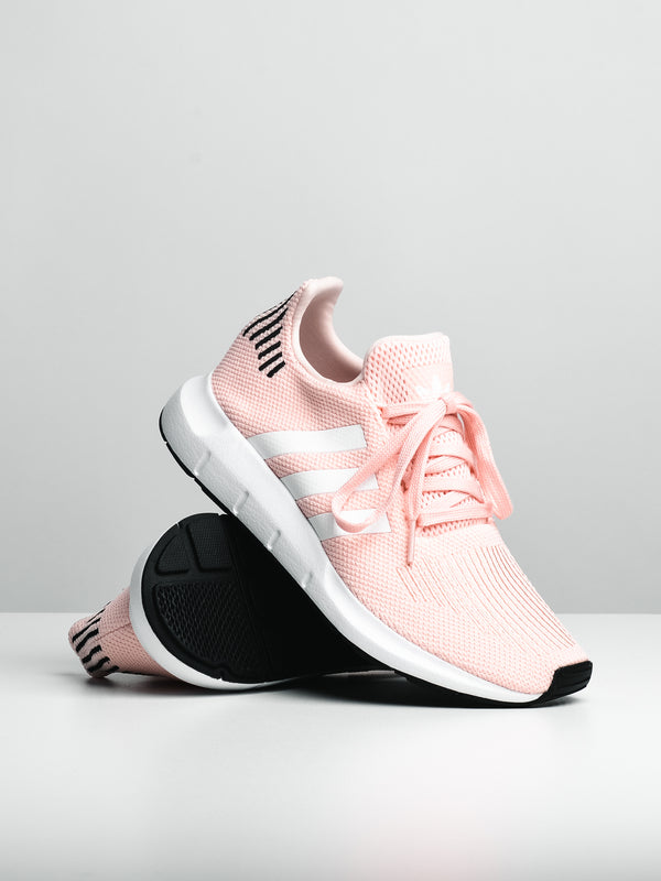 WOMENS SWIFT RUN W - ICEY PINK/WHITE