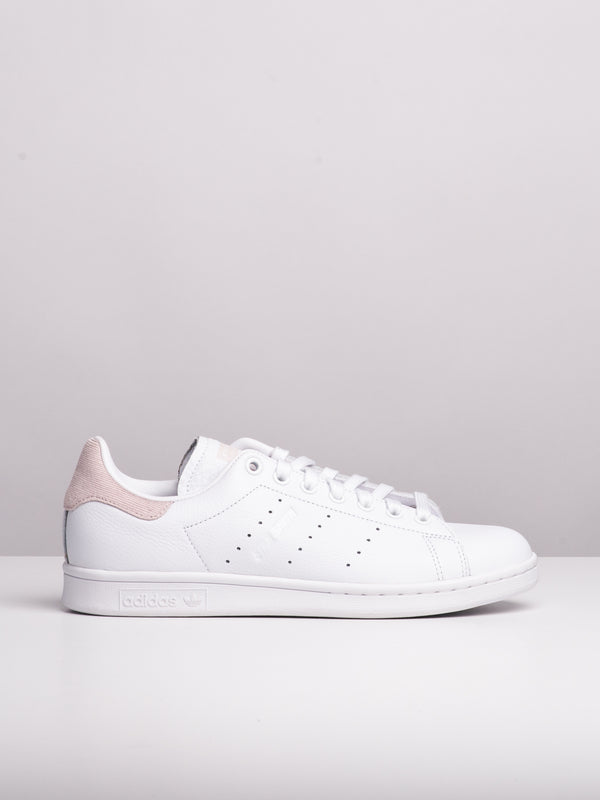 WOMENS STAN SMITH W - WHITE/ORCHID