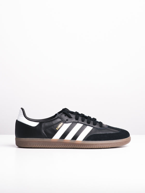 MENS SAMBA OG - BLACK/WHITE/GUM