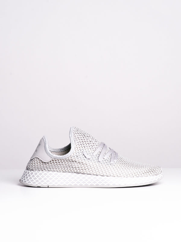 MENS DEERUPT RUNNER - GREY/WHITE