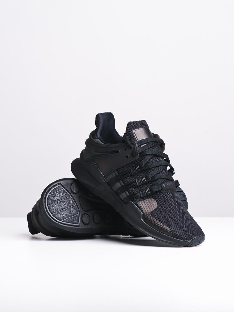 buy popular 6a6df cd17f WOMENS EQT SUPPORT ADV BLACK SNEAKERS- CLEARANCE