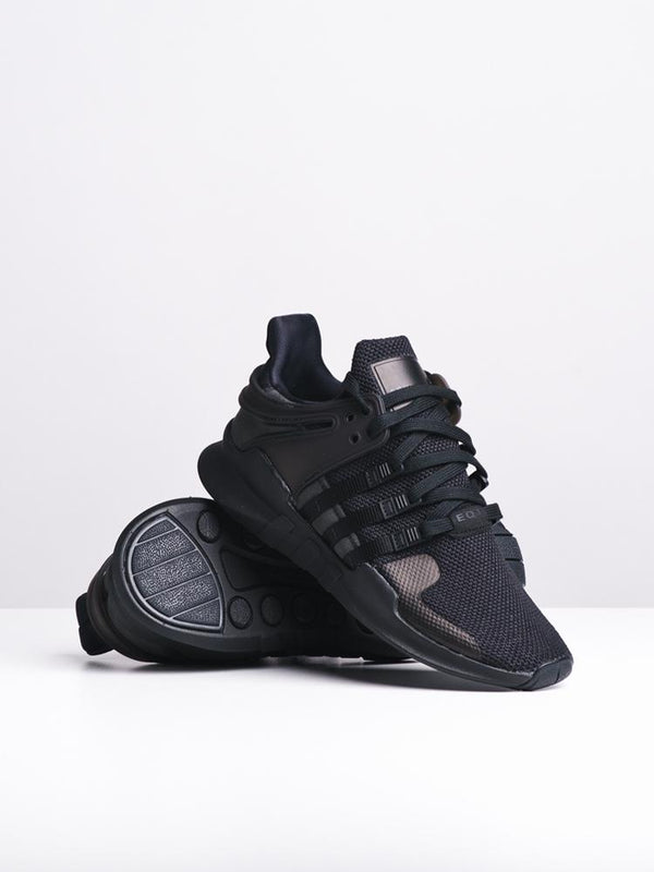 WOMENS EQT SUPPORT ADV BLACK SNEAKERS- CLEARANCE